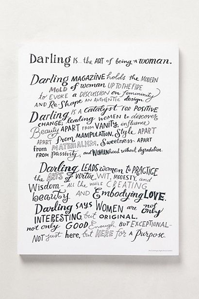 darling mantra