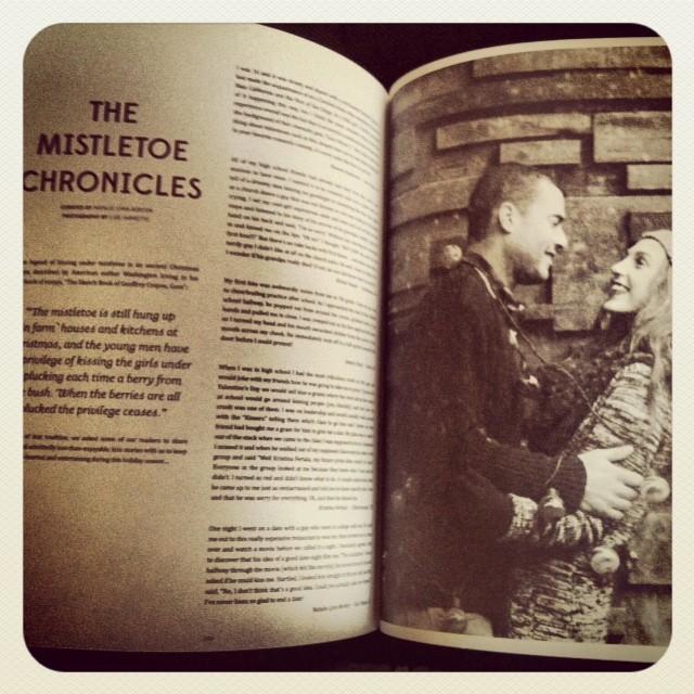 published in darling | december 2012.