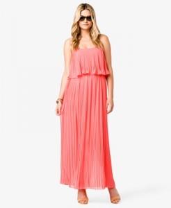 F21 Layered Maxi Dress | $32.80