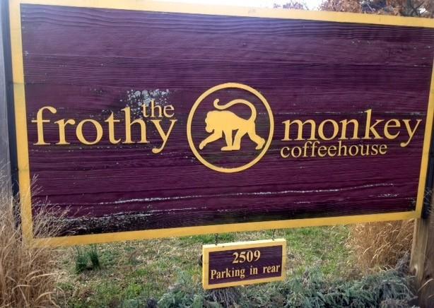 one of my favorite spots in nashville | frothy monkey.