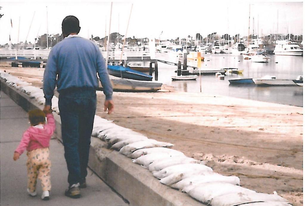 grandpa & me_walking