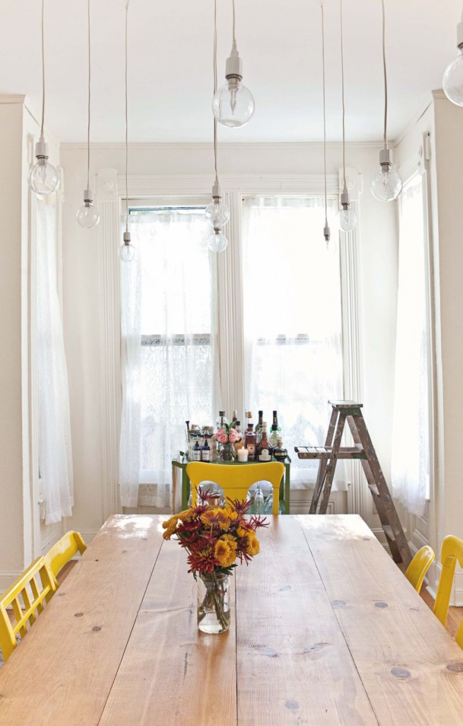 home tour: elsie's dining room.