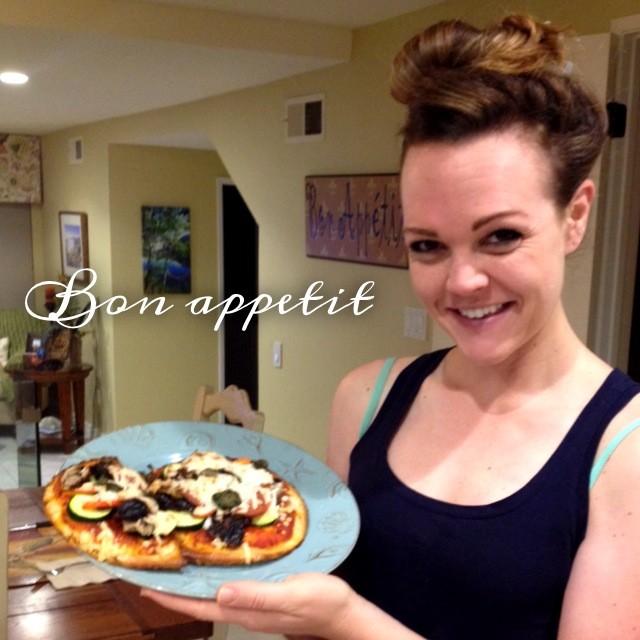 step six: bon appetit!