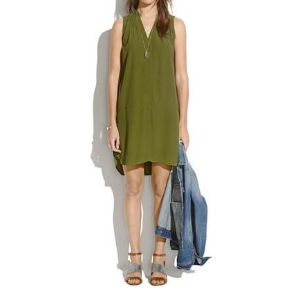 madewell's fairsky tunic dress.