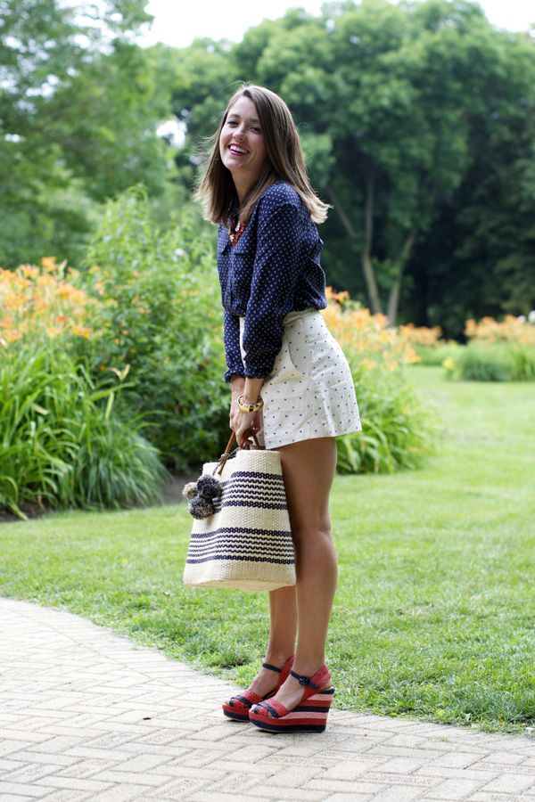 image via: sequins & stripes