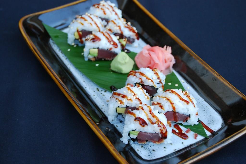 Fireside Sushi 004
