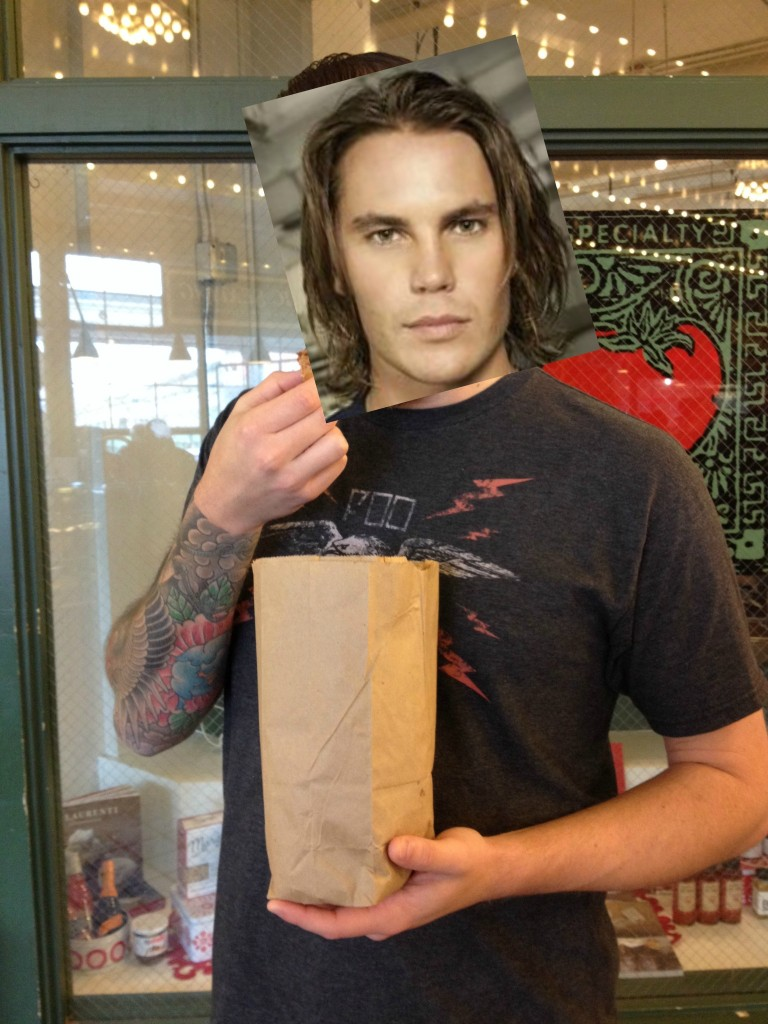 S & his donuts_tim riggins