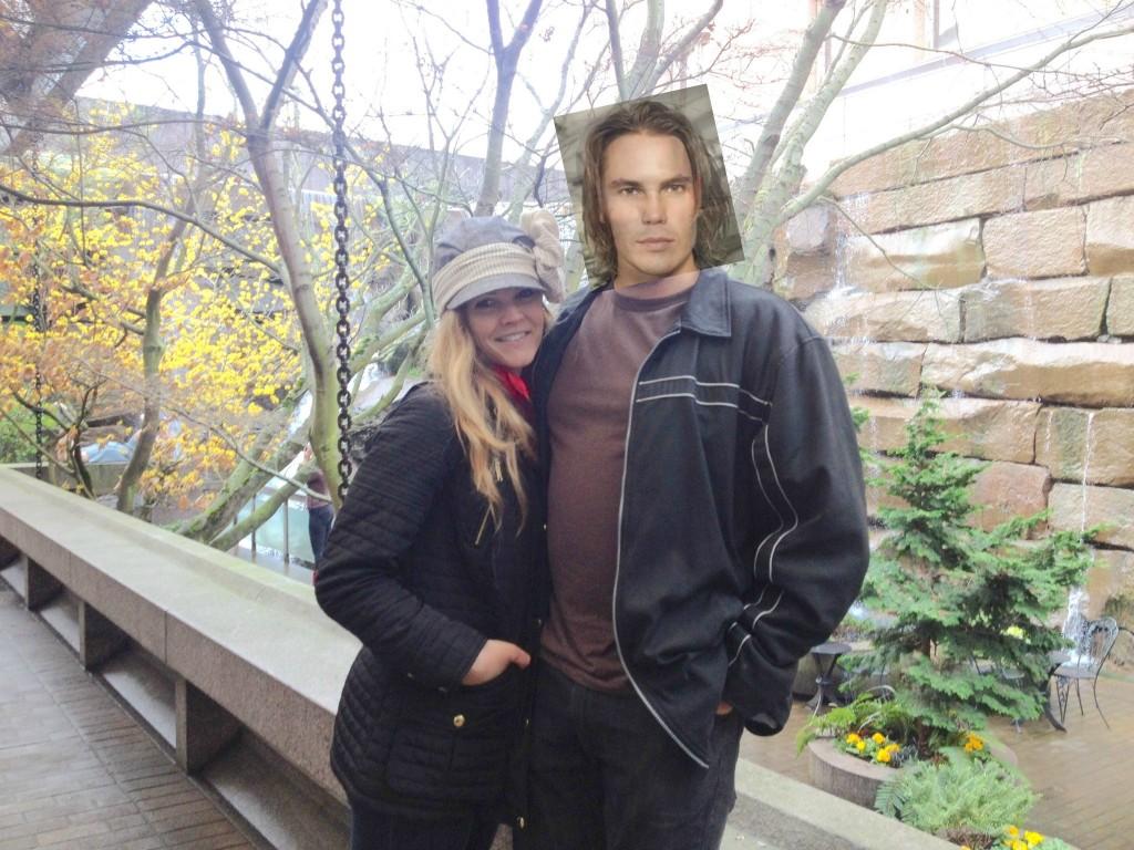 S & me at waterfall_tim riggins