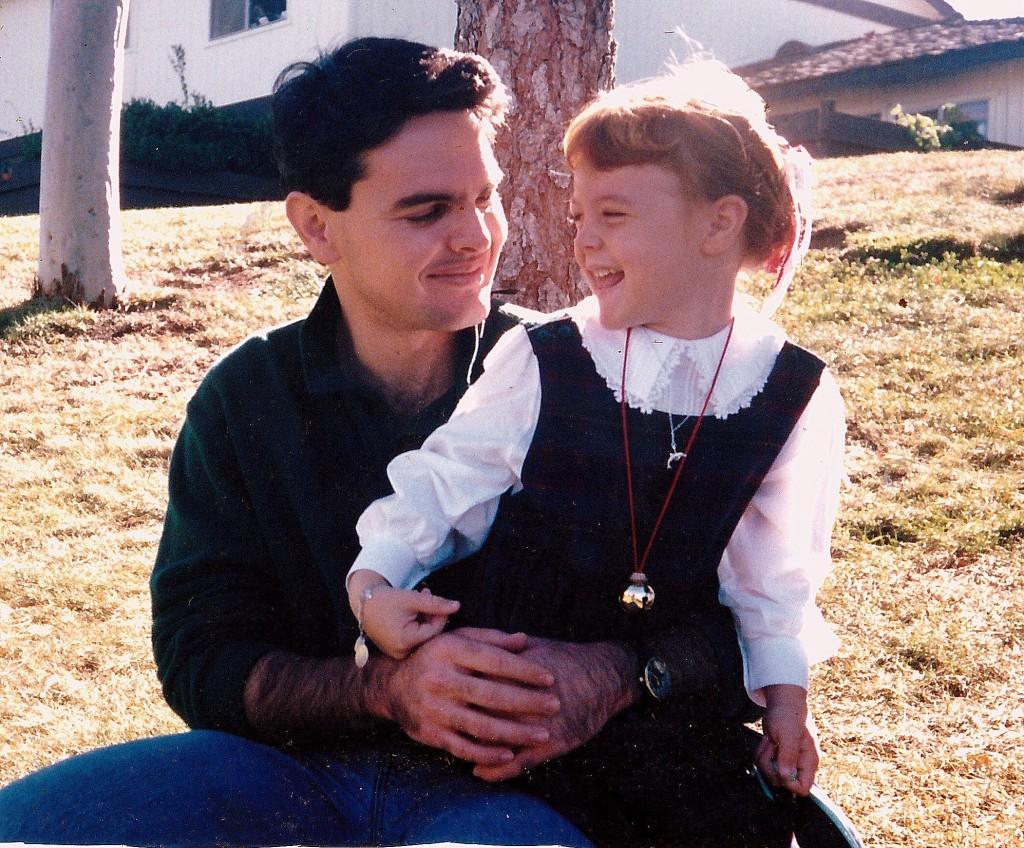 dad & me_christmas