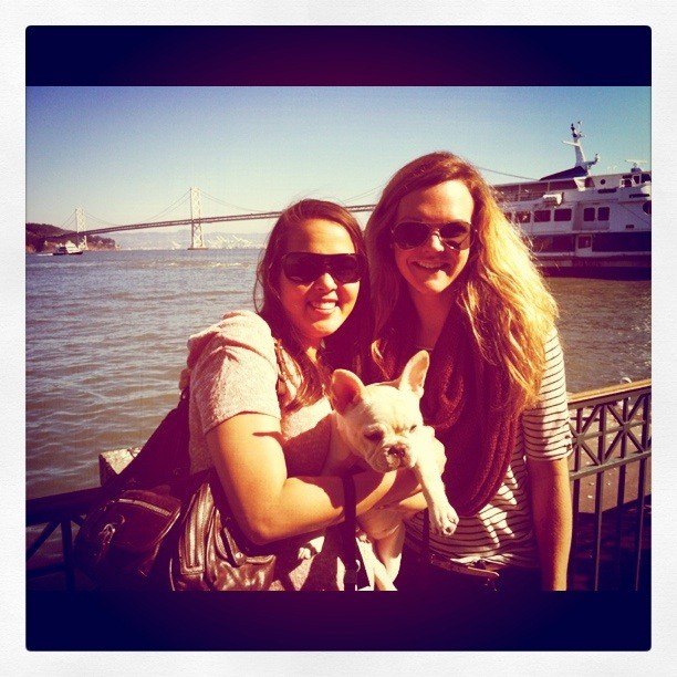M & me (and mayzie) | october 2011.