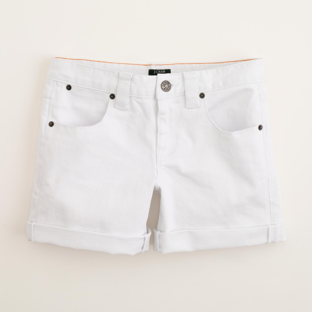 factory_white shorts