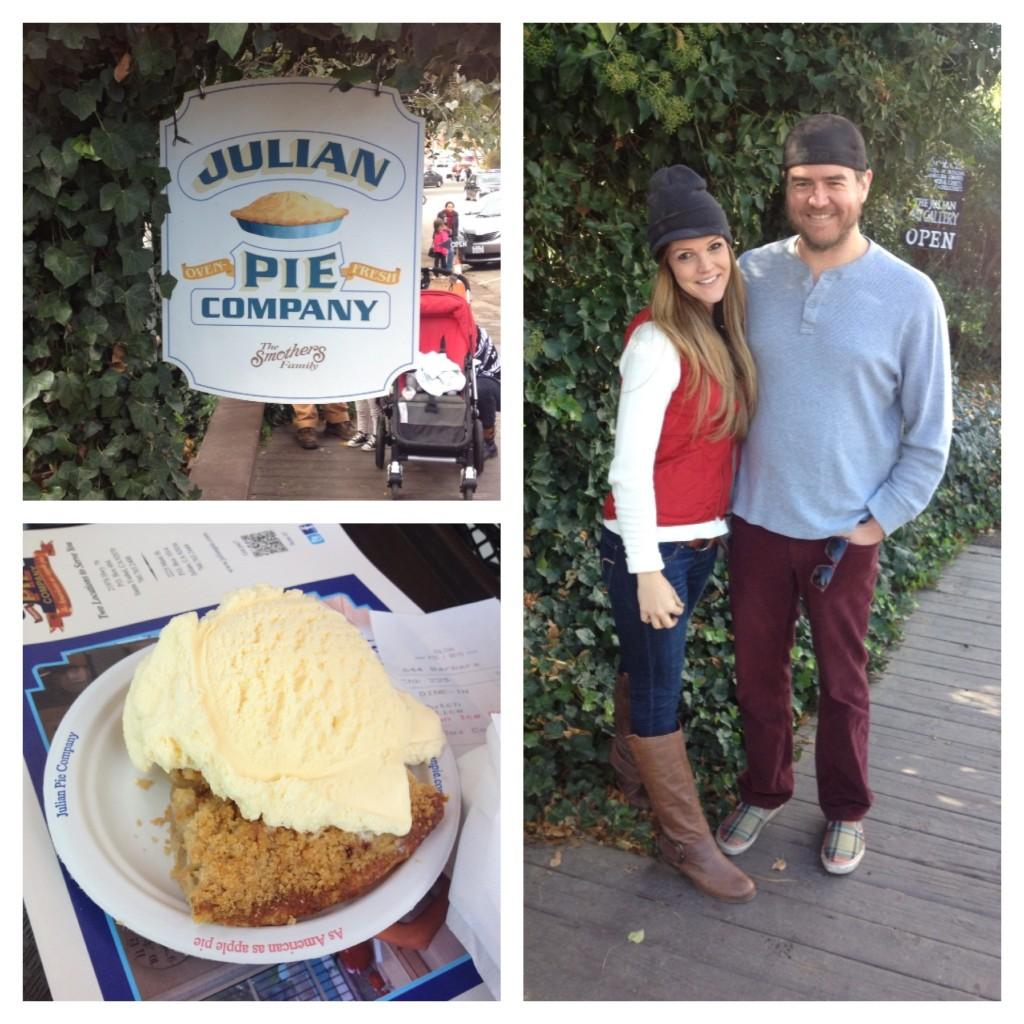 julian pie & S
