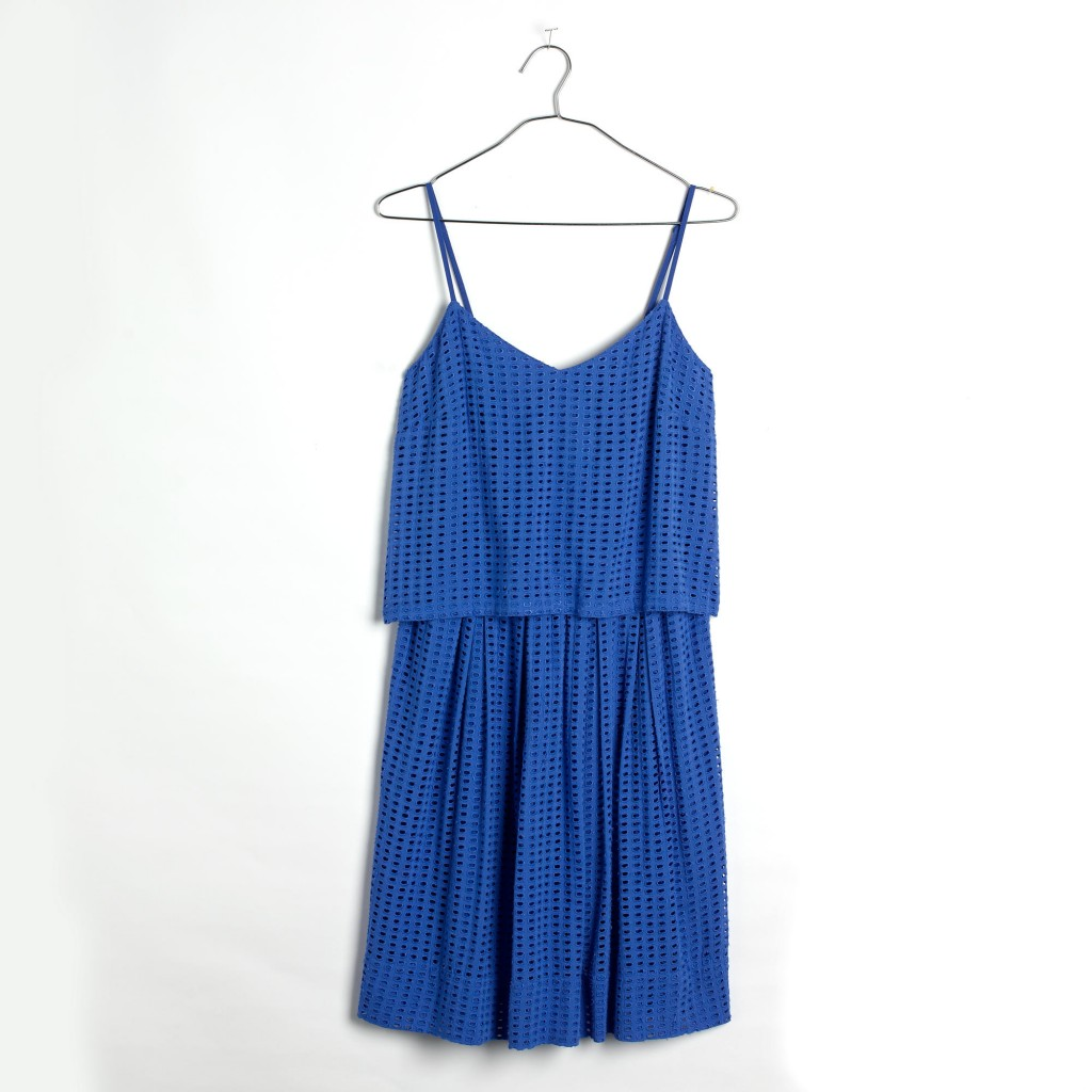 Skylight Overlay Dress