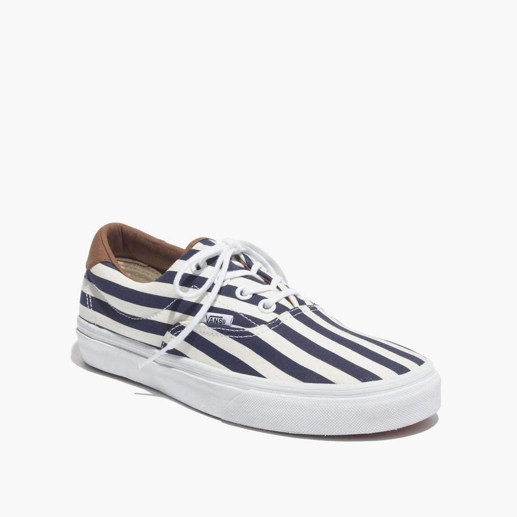 Vans Era 59 Striped Laced Shoes