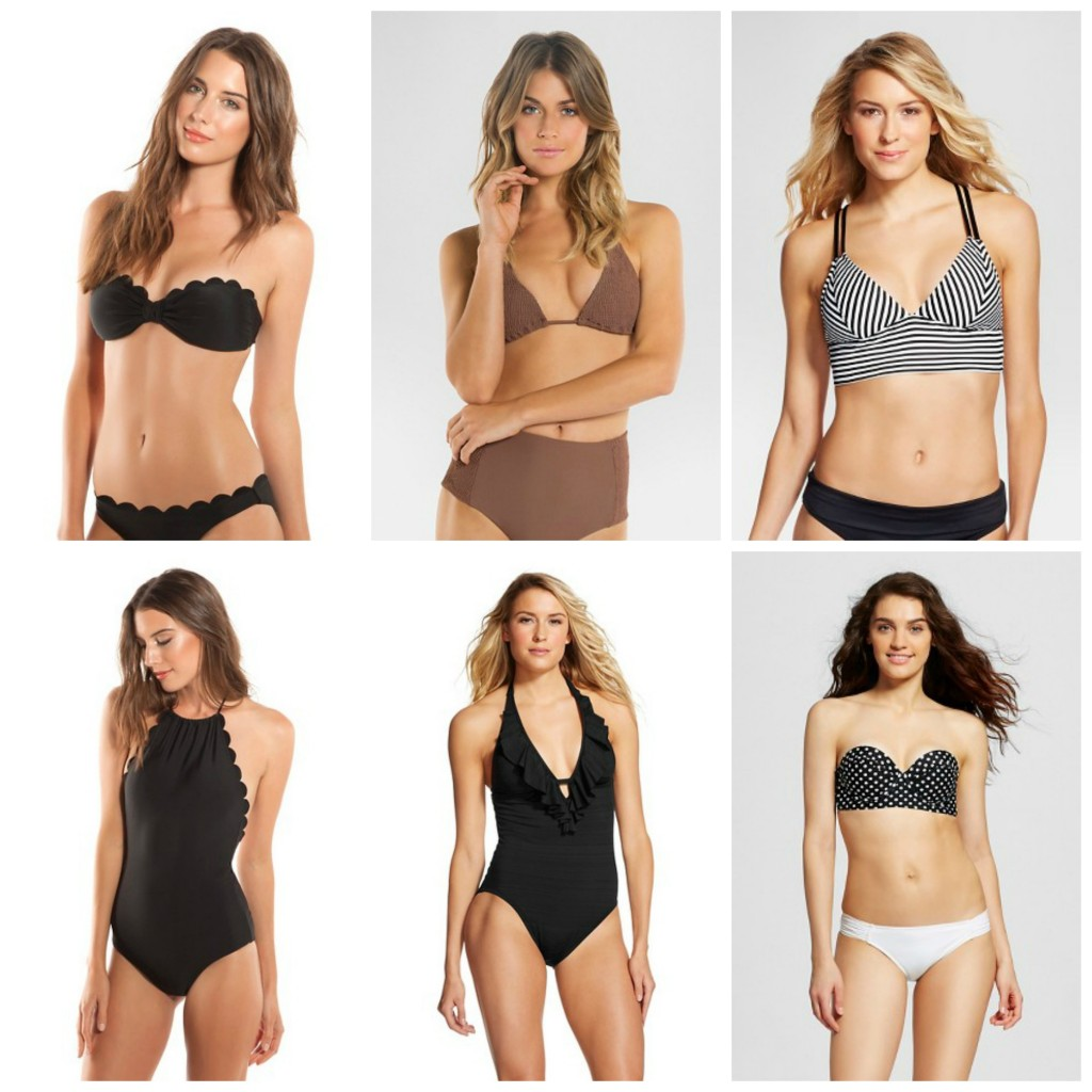 swimsuit shopping with target