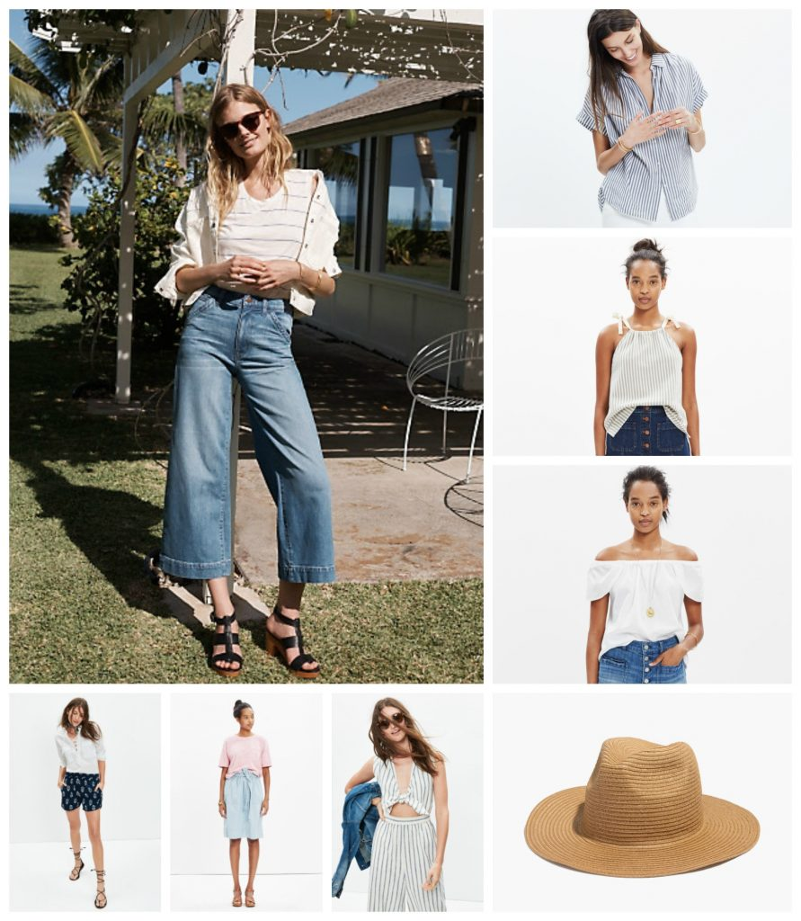 madewell spring 2016