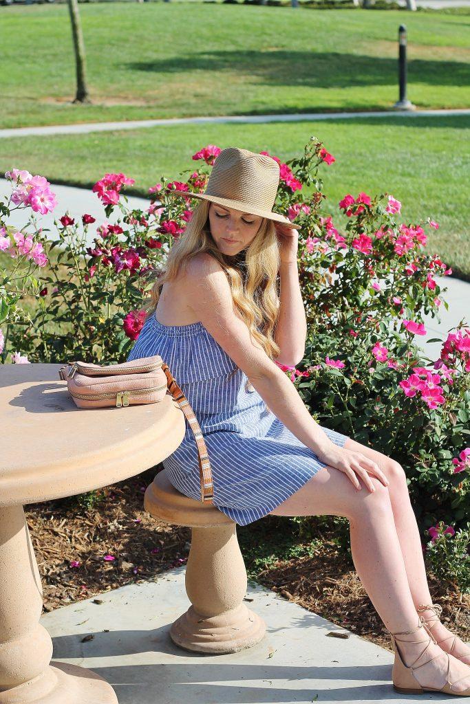 OTS Striped Dress (12)