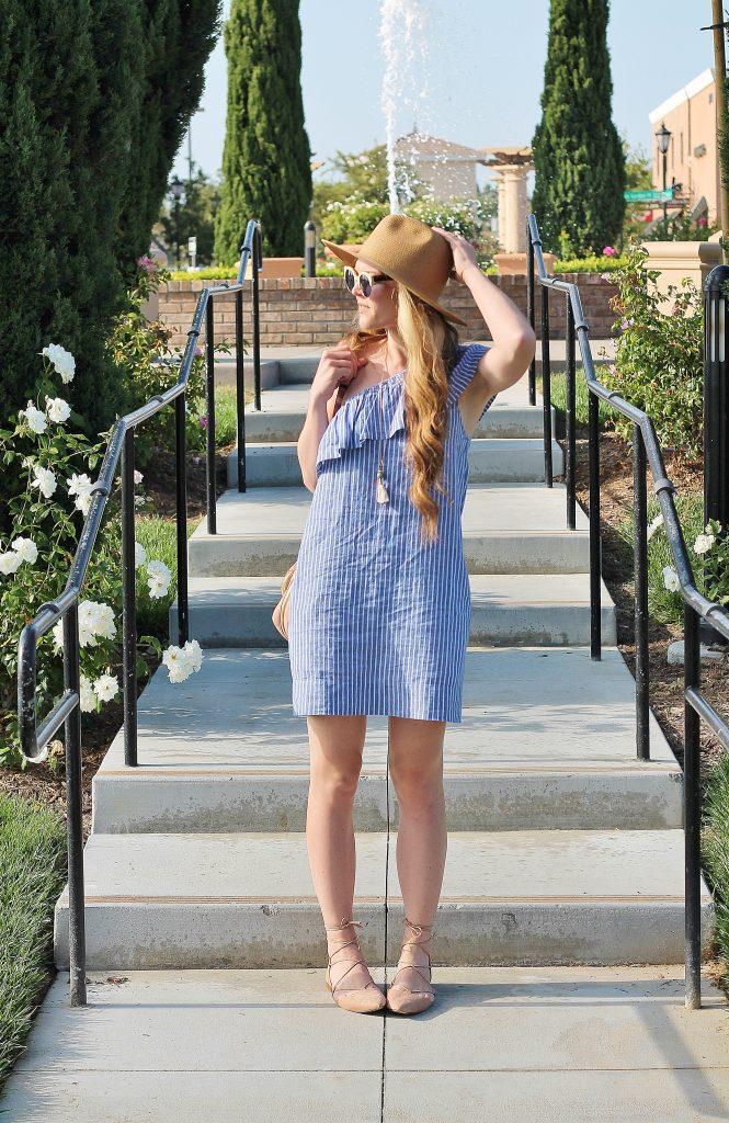 OTS Striped Dress (22)