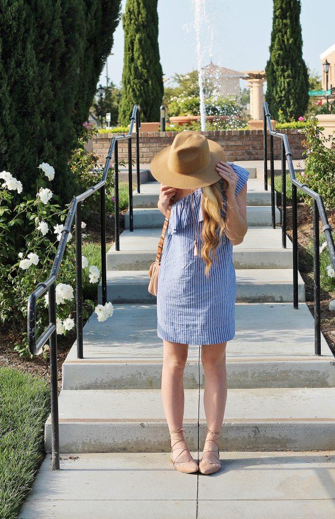OTS Striped Dress (23)