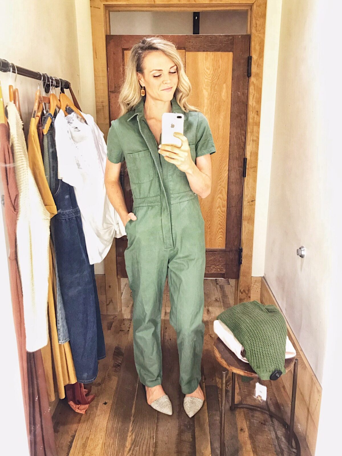 2b25cd0ffe0a canvas flight jumpsuit (small)
