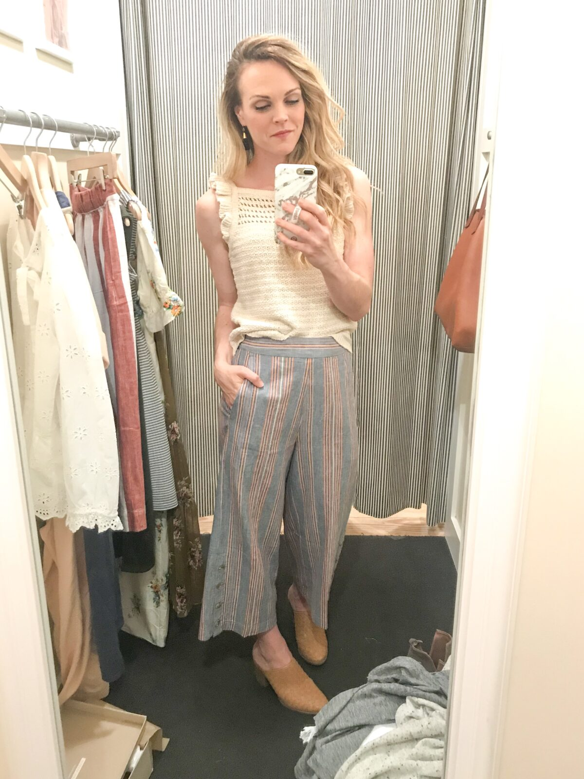 Fitting Room Fables Madewell Spring 2019